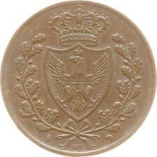 Kgr. Sardinien, Karl Felix, 5 Centesimi 1826 MV
