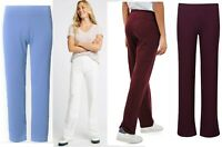 Ex M&S Ladies JOGGERS Womens Jogging Bottoms Cotton Yoga Gym Casual Fitness Size