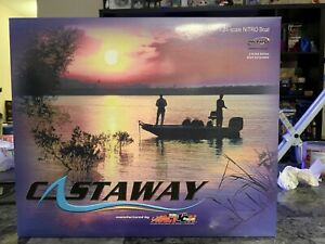 Action Castaway Dale Earnhardt Jr. #8 Looney Tunes Rematch 2002 Nitro Boat
