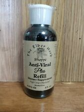 The Elder Herb Shoppe Antiviral Plus Drops 4 oz - Alcohol Free Colloidal Silver