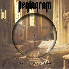 Pentagram - Day of Reckoning (2017)  Vinyl Picture Disc LP  NEW  SPEEDYPOST