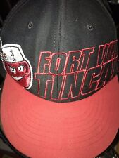 Tin Caps Baseball Cap Hat Excellent Embroidery