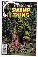 DC Comics, Convergence, Swamp Thing, Issue 1, Variant Cover  Direct Sales, 2015,