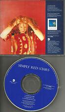 SIMPLY RED Stars 3TRX w/ 2 RARE PM DAWM REMIXES PROMO DJ CD Single p.m. 1991