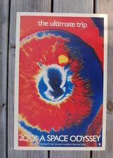 2001: A Space Odyssey Lobby Card Movie Poster Stanley Kubrick