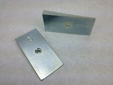 "Axle Shims, 6 degree 2.5"" Wide, steel wedge, caster pinion angle, WFO 6.0"