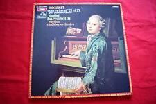 MOZART-DANIEL BARENBOIM-CONCERTOS N°21 ET 27 PIANO EMI 1969