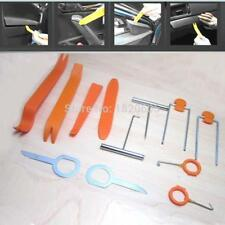 12pc Car Radio Door Clip Panel Trim Dash DVD Stereo GPS Install Removal Kit Tool