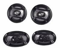 """Pioneer TS-165P 200W 6.5"""" 2-Way + TS-169P 230W 6"""" x 9"""" 3-Way Speaker Combo Deal"""