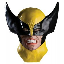 Deluxe Wolverine Mask Costume Mask Adult Marvel Universe Halloween