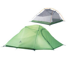 Waterproof Silicone Coating 2-Person Anti-UV Windproof Ultra Light Camping