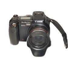 Canon PowerShot Pro 1 8.0MP Digital Camera PRO1 Zoom Lens w Case 8721202235