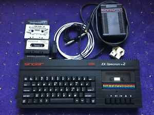 Sinclair ZX Spectrum 128k +2A