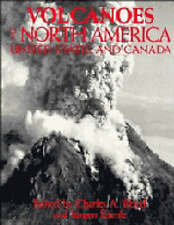 Volcanoes of North America : The United States and Canada-ExLibrary