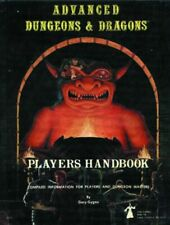 1x  Players Handbook 1st printing June 1978 Used Damaged Products - D&D AD&D