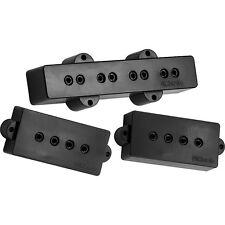 DIMARZIO DP126 Model P + J Bass Guitar Pickup SET - BLACK