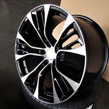 22 Zoll Alufelgen satz für BMW X5/E70/F15, X6/E71/F16 599 design 10-11J  Felgen.