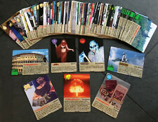 Spellfire - Inquisition (IQ) - REAL PRINTED Set 1-99 - (No Sticker) - Card Game
