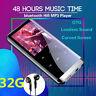 32GB bluetooth MP3 Player MP4 Video Media FM Radio Recorder HIFI Sport Musik *