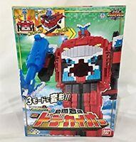Doubutsu Sentai Zyuohger Zyuoh Cube 10 DX Dodekaioh Bandai Toy Japan F/S USED