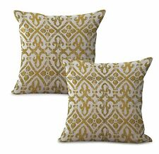 Us Seller-Set of 2 geometric cushion cover cool decorative pillows