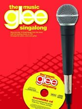 GLEE SINGALONG The Music Book & CD