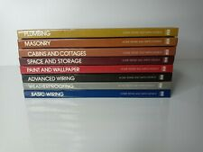 Time Life Home Repair and Improvement Hard Cover Lot of 7 Books Pre-Owned