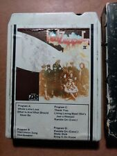Original.8 track.tape.cartridge.Led. Zeppelin.ll.1977.atlantic. Sd.8236.