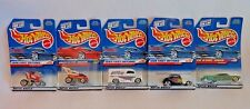 Lot of 5 1998 Hot Wheels GOT MILK RADIO FLYER WAGON EXPRESS LANE '32 FORD '59 IM