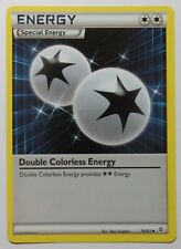 Double Colorless Energy - 74/83 Generations - Pokemon Special Energy Card