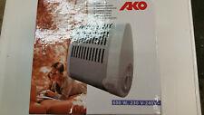 AKO Glen Dimpley FW 550 S 600W Frostwächter silber//weiß 260x242x121mm