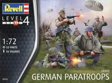 Soldatini 1/72 WWII GERMAN PARATROOPERS -  REVELL (2532)