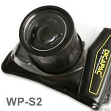 DiCAPac WP-S2 Waterproof Case for Sony NEX-5T NEX-6 7 Alpha A5100 A5000 A6000