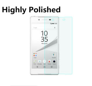 For Sony Xperia XZ1 Compact L4 1ii 10ii 9H 2.5D Tempered Glass Screen Protector