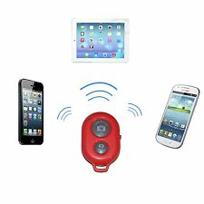 Bluetooth Camera Shutter Remote Control for iPhone 5 5s Samsung Galaxy S4 S5