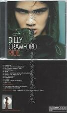 CD--BILLY CRAWFORD--RIDE-LIMITED EDITION | SPECIAL EDITION