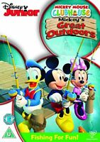 Mickey Mouse Clubhouse: Mickeys Great Outdoors [DVD][Region 2]