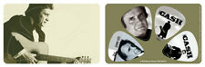 BOGO Special Johnny Cash Album Covers PikCard Guitar Picks (4 picks per card)