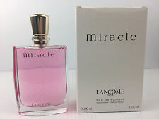 MIRACLE By LANCOME FOR WOMEN PERFUME SPRAY 3.4 OZ 100 ML NEW IN TST BOX