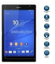 "Tempered Glass Screen Protector For Sony Xperia Z3 8"" Compact Tablet"