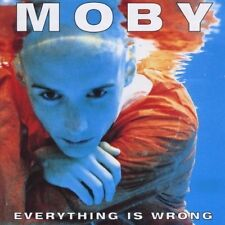 Moby Everything is wrong/Underwater (1995) [2 CD]