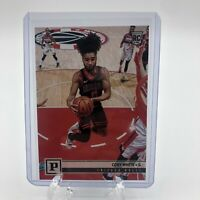 2019-20 Chronicles Coby White #121 Panini Green Foil Parallel Chicago Bulls
