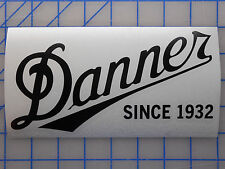"""Danner Decal Sticker 5.5"""" 7.5"""" 11"""" Boots Work Pronghorn Acadia Snake Hiking"""