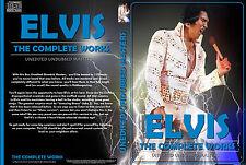 Elvis - Unedited Undubbed Masters - 6 CD