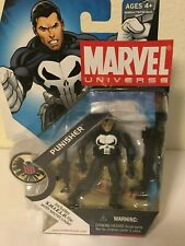 "Marvel Universe 3 3/4"" Series 3 Action Figure Punisher"