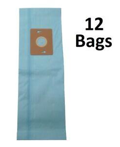 12 Vacuum Bags for Simplicity Type F  Riccar Supralite