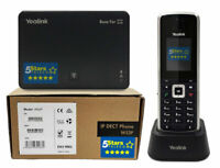 Yealink W52P DECT Cordless Handset w/Base- Brand New, 1 Year Warranty