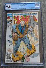 Uncanny X-Men #294 CGC Graded 9.6 Marvel November 1992 White Pages
