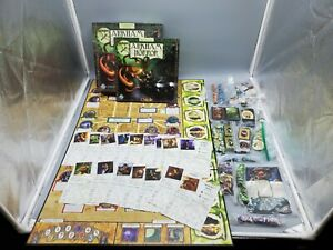 Arkham Horror Classic Lovecraftian Adventure Call of Cthulhu Boardgame Complete