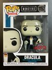 IN HAND FUNKO POP UNIVERSAL MONSTERS DRACULA #1152  SPECIAL EDITION EXCLUSIV